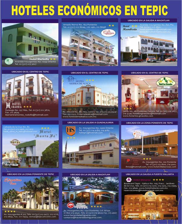 Hoteles Económicos2