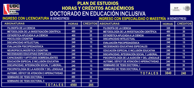 Inclusión Educativa 2017